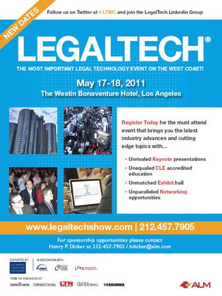 LegalTech West Coast